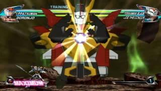 Tatsunoko Vs. Capcom Ultimate All-Stars All Character Lv3 Supers