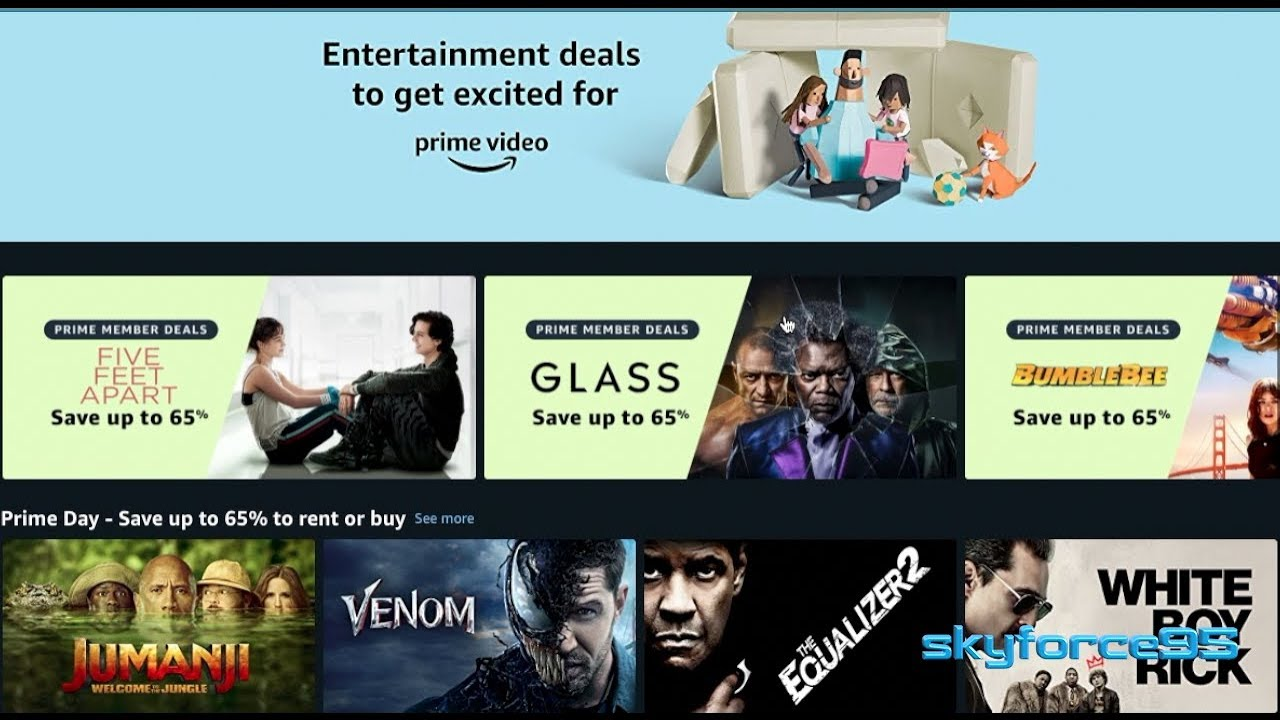 Amazon Prime Day 2019- Best Deals and Freebies