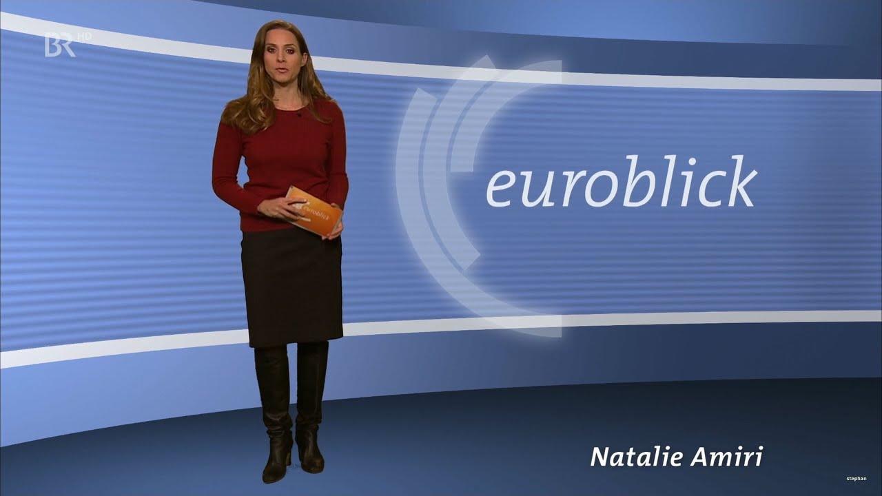 Weltspiegel Moderatorin Natalie Amiri