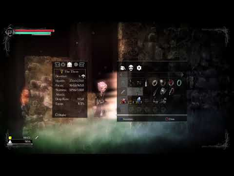 Salt and Sanctuary | How to reach the Fire and Sky creed.