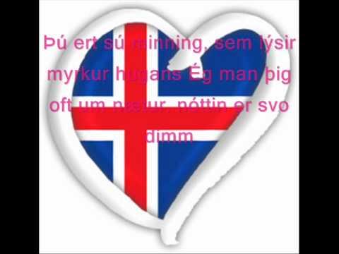 Jóhanna Guðrún - Nótt lyrics