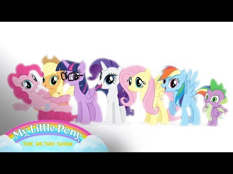 Damian Rhodes - My Little Pony Spoofs Beverly Hills 90210 Show Opener!