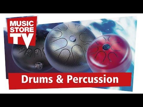 Deniz Güngör plays Aqua Drums live at Music Store (full concert)
