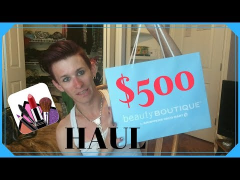 $500 Shoppers Drug Mart Haul 2017
