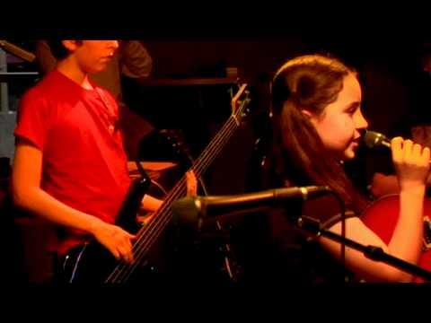 "The Organics ""Seven Nation Army"" 3/6/2011 Be Natural Music ~ Real Rock Band"