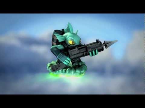 Trailer do filme Grunt!