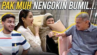 Download lagu BUMIL HAPPY!!! CUMA PAK MUH SEKELUARGA YANG BISA HIBUR NAGITA....