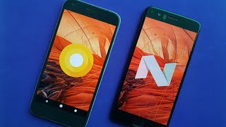 Android O vs Android N Performance Test ! How good is Android 8.0 (OnePlus 5 vs Google Pixel)