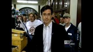 Stephen Colbert 1997 'GMA' Report: Comedy Central Star Reports on Rube Goldberg Machine Competition
