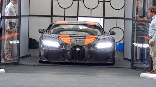 New Bugatti Chiron Super Sport 300+ World Record! *Exclusive*