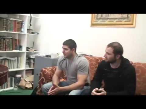 Армянин из Кисловодска принимает Ислам.