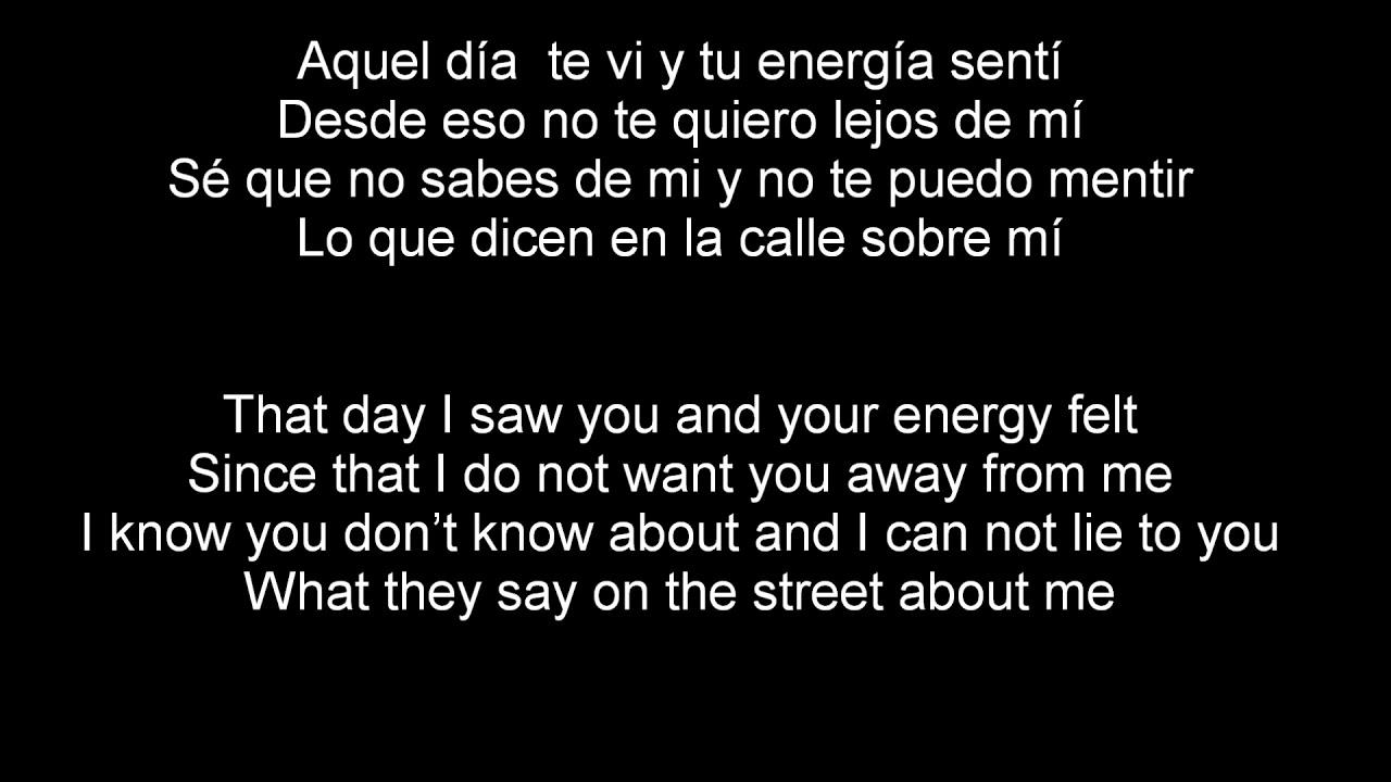 X spanglish version lyrics