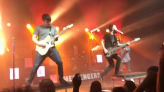 August Burns Red- Messengers 10 Year Anniversary Tour- The Truth of a Liar