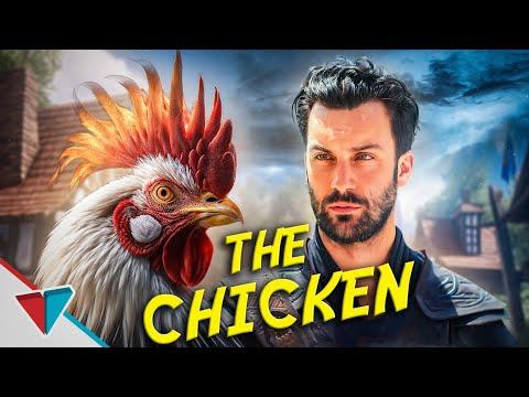Chicken - Epic NPC Man ( Skyrim / Zelda / MMO Video Game Logic)   Viva La Dirt League (VLDL)