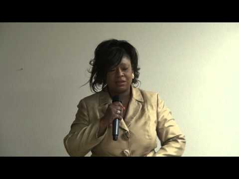 Evangelist Carolyn Johnson - The devil Rather See You In Hell Than Pass The Test (pt1)