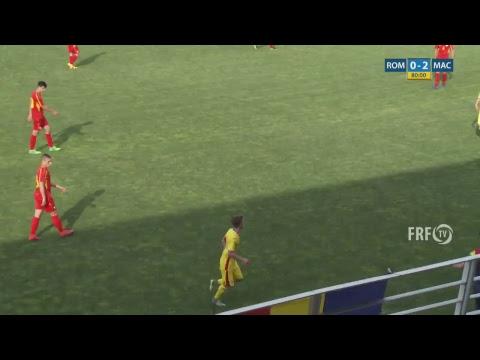 România U17 - Macedonia U17