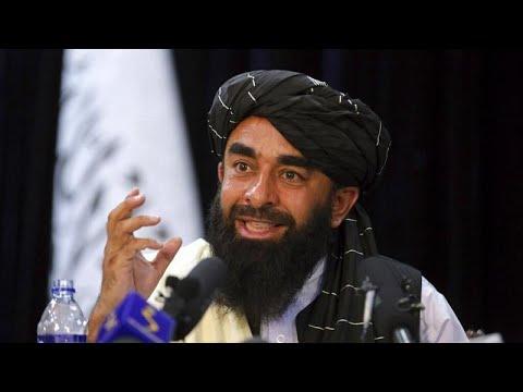 """Обещания """"Талибана"""": первая пресс-конференция после захвата власти…"""