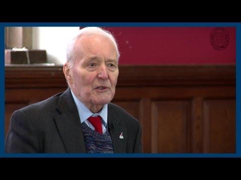 Tony Benn | Full Address | Oxford Union