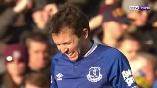 Everton 0-1 Leicester Match Highlights