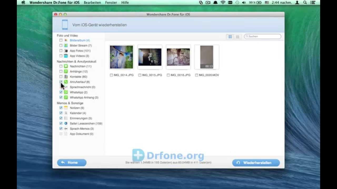 iphone 5 firmware wiederherstellen hängt