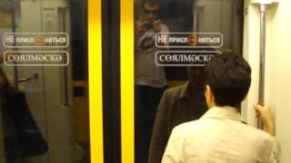 Новый автоинформатор Казанского метро(, 2011-06-28T06:09:40.000Z)