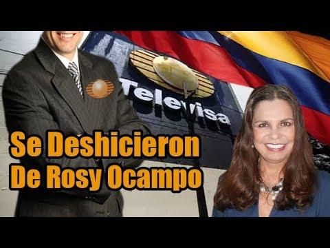 El Grupo de los Colombianos se Apodera de Televisa