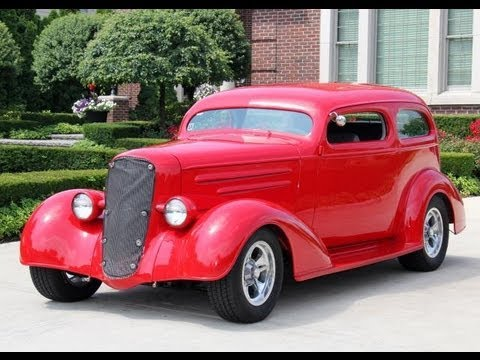 1936 Chevy Street Rod Classic Muscle Car for Sale in MI Vanguard Motor Sales