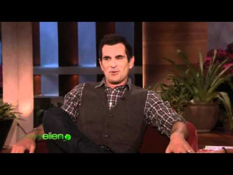 Ty Burrell Talks About the Success of 'Modern Family' on The Ellen DeGeneres