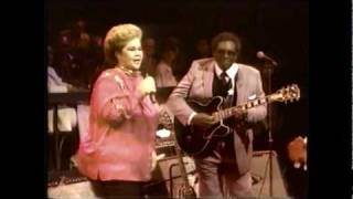 Etta James - Something
