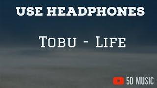 Tobu - Life (5D Music) USE HEADPHONES