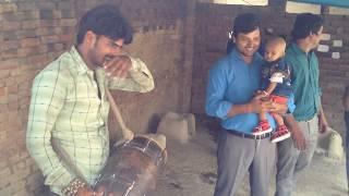चौकिया धाम जौनपुर मे ये  सोहर गीत  दिल छू लेगा (Sohar in chaukiya dham onjug jug jiya tu lalnva