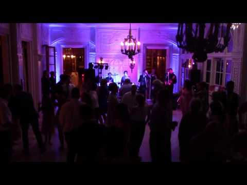 Andrew Blake Band Wedding Reception @ The Armour House Lake Forest, IL August 2015