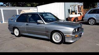 Walk Around - 1987 BMW E30 M3 - Japanese JDM Car Auctions