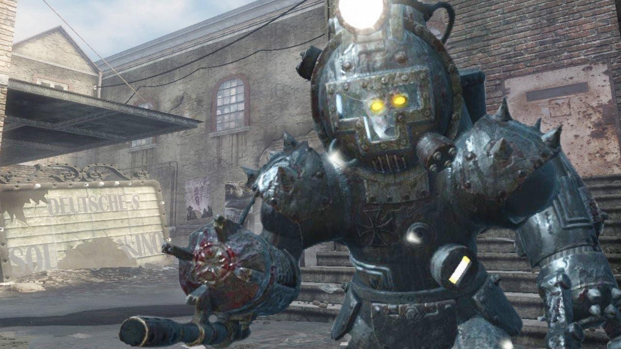 Black Ops 3 Wallpaper Kino Der Toten Remake Panzer Soldat Call Of Duty Zombies