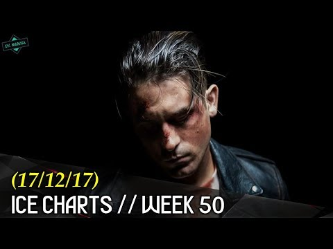 ►Ice Charts l ► TOP 40 (Week 50: 17/12/17)