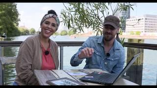 Ariana Baborie interviewt Nisse zu seinem Album CIAO