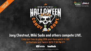 DraftKings Halloween Candy Bowl