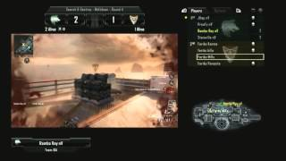 Call of Duty Championship 2013 - Grand Finals Game 6 (Final) - Fariko.impact vs. nV (Part 1)