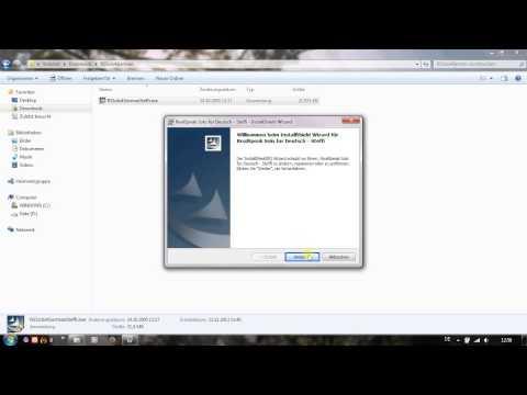 Deutsche Sprachausgabe für Windows7 64bit