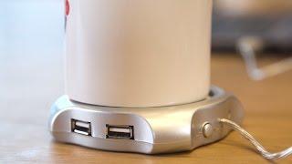USB-warmhoudplaatje van 3 euro - Prul of Praal #20
