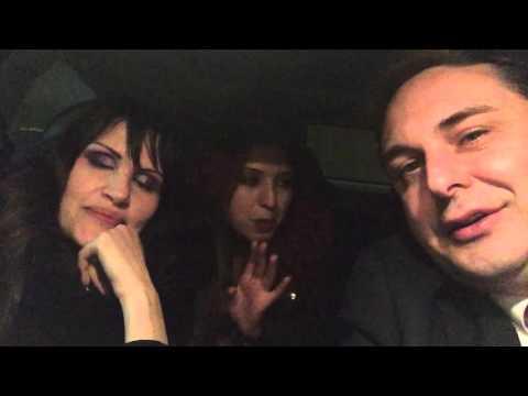 La Diva Del Tubo e Lady Doha minacciano di castrazione Andrea Diprè