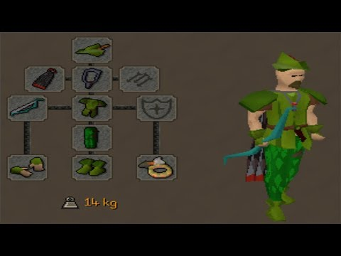 Making a pking account from level 3 in 4 hours