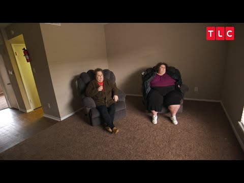 What Did This Overweight Woman Try To Sneak In To Her New Apartment?