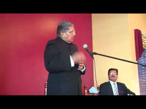 CGI in Atlanta Ajit Kumar hosted Lunch in honor of Sri Vayalar Ravi  GOI Minister