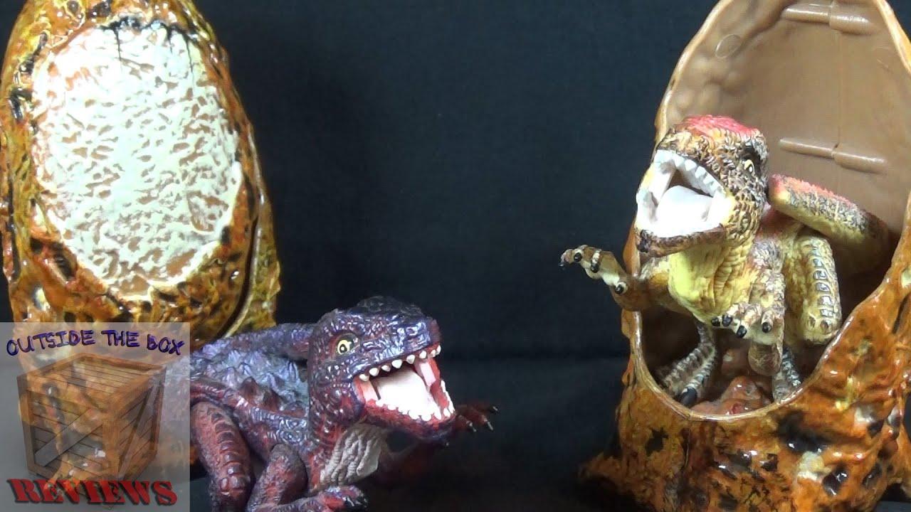 Quot Spike Jaw Amp Hammer Tail Godzilla Eggs Quot Trendmasters