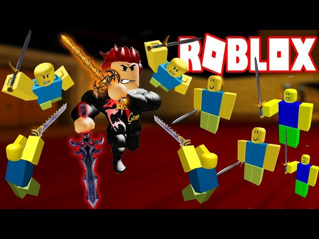 Roblox - Kiếm Sĩ Vượt Ải Nhiệm Vụ Ngục Tối   Dungeon Quest