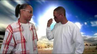DJ Quik & Kurupt perform title song from their CD Blaqout