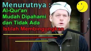 MUALAF BUTA 😂 INGGRIS MASUK ISLAM TIDAK DISENGAJA SAAT AKAN MENGHADAPI UJIAN SEKOLAH