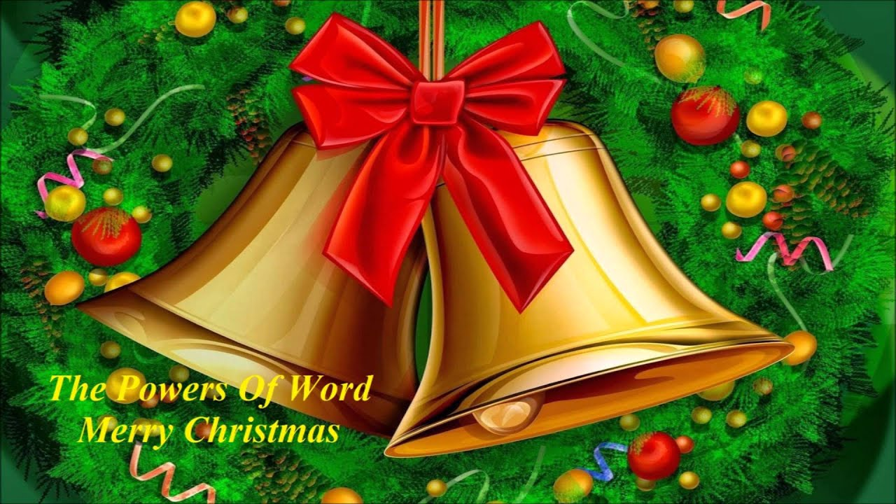 Download Merry Christmas - O Come All Ye Faithful Vocals - HD