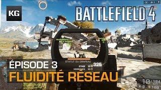 Battlefield 101 - La fluidité du réseau (Battlefield 4 Gameplay/commentary)